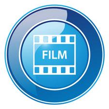 Video-Film-Button